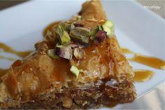 Toriology ~ Food: Baklava....Chefwannabe's way  Simple yet so, so, so good!!