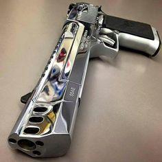 - Hand Cannon - Desert Eagle __ by ridiculous Weapons Guns, Guns And Ammo, Armas Wallpaper, Hand Cannon, Guns Dont Kill People, Desert Eagle, Custom Guns, Cool Guns, Awesome Guns