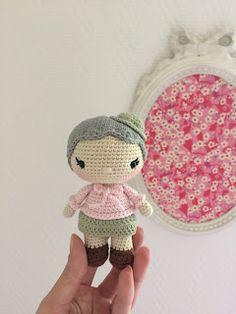 Mesmerizing Crochet an Amigurumi Rabbit Ideas. Lovely Crochet an Amigurumi Rabbit Ideas. Crochet Baby Blanket Beginner, Beginner Crochet Projects, Crochet Baby Toys, Cute Crochet, Crochet Dolls Free Patterns, Amigurumi Patterns, Amigurumi Doll, Mrs Marple, Crochet Mignon