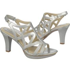 Naturalizer Women's Danya Narrow/Medium/Wide Dress Sandal at Famous Footwear