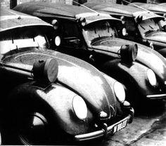 Austro-Tatra Police cars