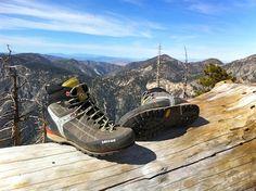 Salewa Rapace Mountaineering Boots - Seattle Backpackers Magazine