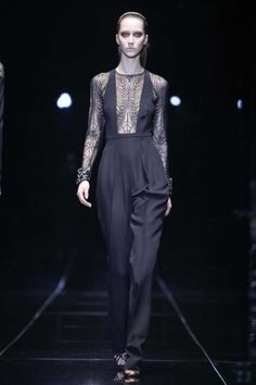 Gucci, Look 40. xoxo, k2obykarenko.com #MFW #FW13