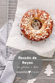 Roscón De Reyes Keto Sin Gluten Sin Azúcar Y Low Carb Msg Receta Keto Almuerzos Desayuno Y Brunch