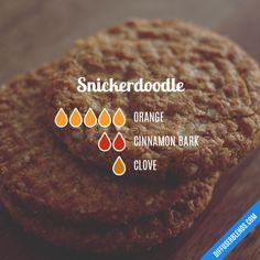 Snickerdoodle - Essential Oil Diffuser Blend