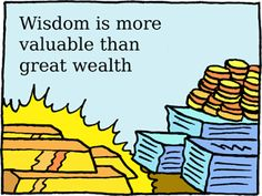 intrinsic virtue of aboundance and prosperity | short name: Wisdom and Wealth