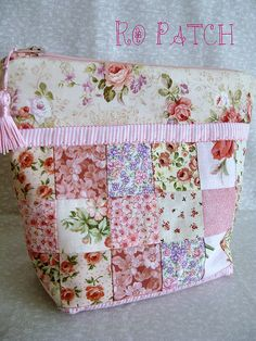 NECESSAIRE - ROSE, via Flickr.