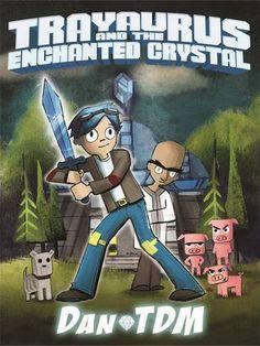 7bc75a2166 DanTDM  Trayaurus and the Enchanted Crystal  Amazon.co.uk  DanTDM