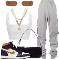 Best Picture For chill outfits For Your Taste You are looking for something, and it is going to tell Cute Comfy Outfits, Tomboy Outfits, Cute Casual Outfits, Teen Fashion Outfits, Teenager Outfits, Dope Outfits, Retro Outfits, Look Fashion, Outfits For Teens