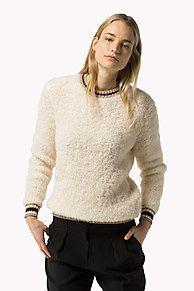 Shoppen Sie Teddy-sweater und erkunden Sie die Tommy Hilfiger Pullover f