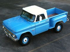 1966 Chevy Stepside.