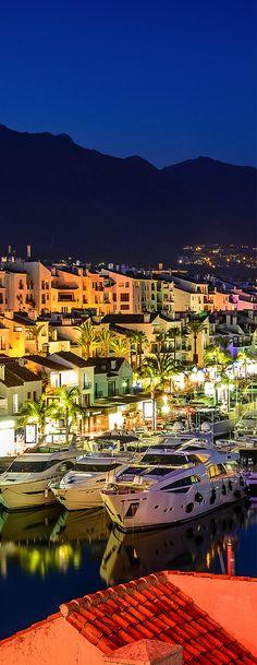 This time next week!! So excited - Puerto Banus, Marbella, Spain**