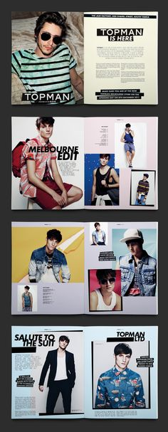 Top Man Magazine