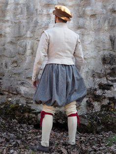 Baroque Fashion, European Fashion, Historical Costume, Historical Clothing, Elizabethan Costume, 16th Century Clothing, Early Modern Period, Landsknecht, Schneider
