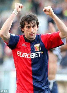 Diego milito Genoa Cfc, Cricket, Grande, Sports, Military, Manish, Football Soccer, Hs Sports, Cricket Sport