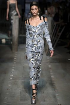 Erdem - Spring 2017 Ready-to-Wear