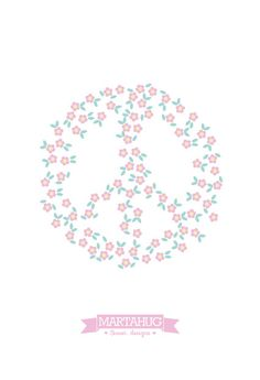 Wallpaper PEACE by MARTAHUG