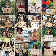 We don't need a handful of people doing zero waste perfectly, we need millions of people doing it imperfectly. This is a collective crisis and we can only solve it collectively, THAT'S WHY EVERY BIT COUNTS. Funny Memes, Hilarious, Reduce Reuse Recycle, Someone Told Me, Daily Reminder, 5th Grades, We Need, Zero Waste, Thinking Of You