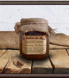 Los Dulces de Maite Dulce de Cayote Producto artesanal, sin conservantes. Peso Neto: 420 g. Industria Argentina