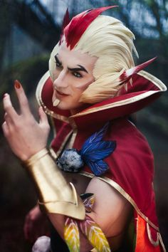 Rakan / League of legends - COSPLAY IS BAEEE!!! Tap the pin now to grab yourself some BAE Cosplay leggings and shirts! From super hero fitness leggings, super hero fitness shirts, and so much more that wil make you say YASSS!!!