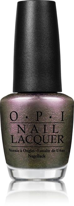 OPI James Bond range - The World is Not Enough.
