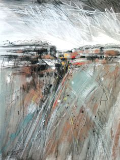 California Artwork: Greyscape Three, abstract landscape by Carol Engles Landscape Elements, Contemporary Landscape, Abstract Landscape, Landscape Paintings, Abstract Charcoal Art, Abstract Canvas Art, Expressive Art, Madrid, Artist Art