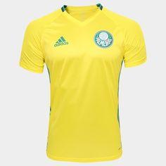 Camisa Adidas Palmeiras Treino 2016 - Mundo Palmeiras 77e067a2528b7