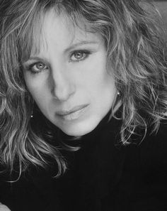 Barbara Streisand~ such a talent! I love her~