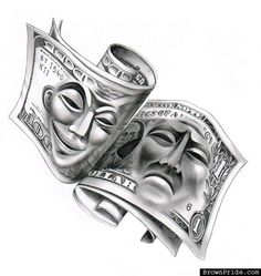 Dollar Smile Now Cry Later - Graphic Art