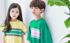 Cute Little Baby Girl, Little Babies, Cute Girls, Cute Babies, Baby Kids, Korean Babies, Asian Babies, Cute Kids Fashion, Cute Outfits For Kids