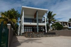 Beach front property for sale at Trou aux Biches (also know as Pointe aux Biches), Mauritius