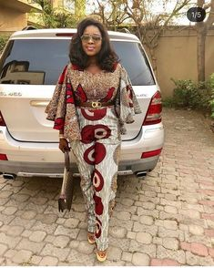 2020 Creative And Stylish Ankara Style For Beautiful African Ladies – African Dresses Styles by Fatihbaba. African Fashion Ankara, Latest African Fashion Dresses, African Dresses For Women, African Print Fashion, Africa Fashion, African Attire, African Print Jumpsuit, Ankara Jumpsuit, Ankara Gowns