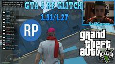 """GTA 5 RP GLITCH: """"AFK UNLIMITED RP GLITCH"""" GTA 5 Online Rp Glitch 1.31 (..."""