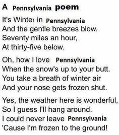 Northeast PA Winters
