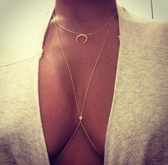 Body jewelry #jacquieaiche