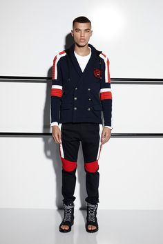 Balmain Spring 2015 Menswear - Collection - Gallery - Style.com