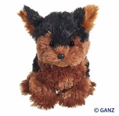 Webkinz Teacup Yorkie..to send over