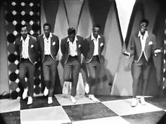Over 50 years ago, talking about the women that brighten our days..written by Smokey Robinson and Ronald White......In 1964, The Temptations Perform Wildly Entertaining Dance To 'My Girl'