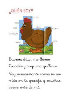 Menta Más Chocolate - RECURSOS y ACTIVIDADES PARA EDUCACIÓN INFANTIL: Libro de la GALLINA y el HUEVO