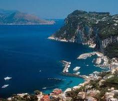 Capri Island,