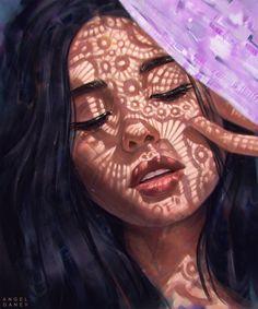 Licht Tattoo, Art Sketches, Art Drawings, Image 3d, Art Graphique, Urban Art, Art Girl, Art Inspo, Amazing Art