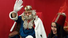 Los Reyes Magos reparten ilusión en el Grupo CEF.- UDIMA