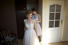 Piękna suknia ślubna Gala Machiko, kolekcja 2016