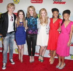 New Disney Channel Stars NY Takeover