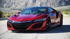 Honda NSX also known as the Acura NSX. - john - Google+