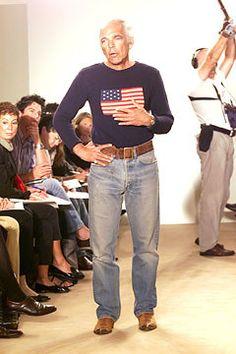 Ralph Lauren Spring 2002 Ready-to-Wear Fashion Show - Ralph Lauren, Isabeli Fontana