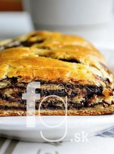 Makové šúľance z tvarohu Spanakopita, Christmas Baking, Cheesesteak, Valspar, Sweet Recipes, Muffins, Sandwiches, Food And Drink, Healthy Eating