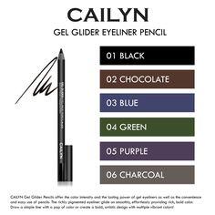 Gel Glider Eyeliner Pencil