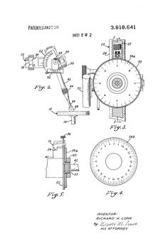Patent: Richard Long