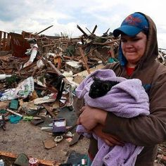 Fundraisers for the Oklahoma Tornado Victims.